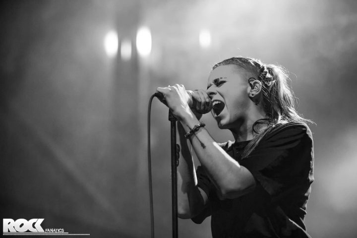 PVRIS - Support Bring Me The Horizon - 08.11.2015 - Palladium, Köln