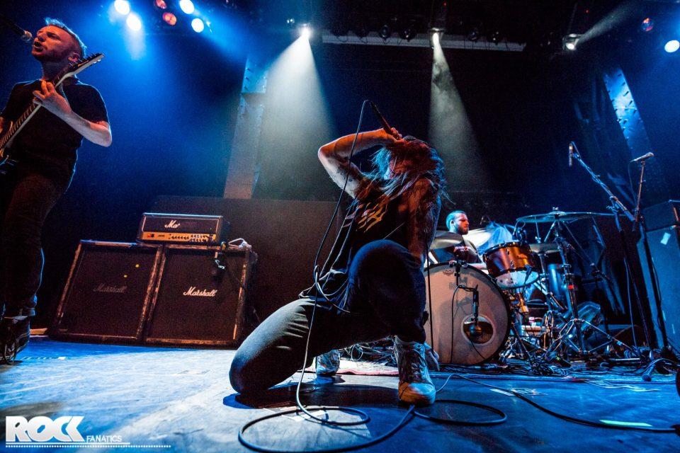 While She Sleeps - Support Bullet For My Valentine - 07.11.2015 - Weststadthalle, Essen