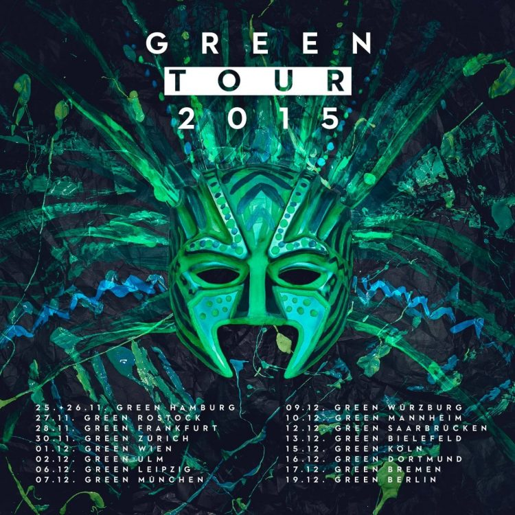 Marsimoto - Green Tour 2015
