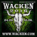 Wacken Open Air Adventskalender - Türchen 1, 2 und 3