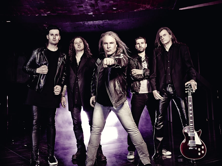 Helloween - God Given Right-World Tour 2015/16