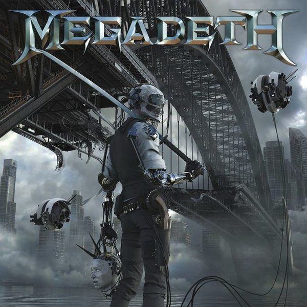 CD Review: Megadeth - Dystopia
