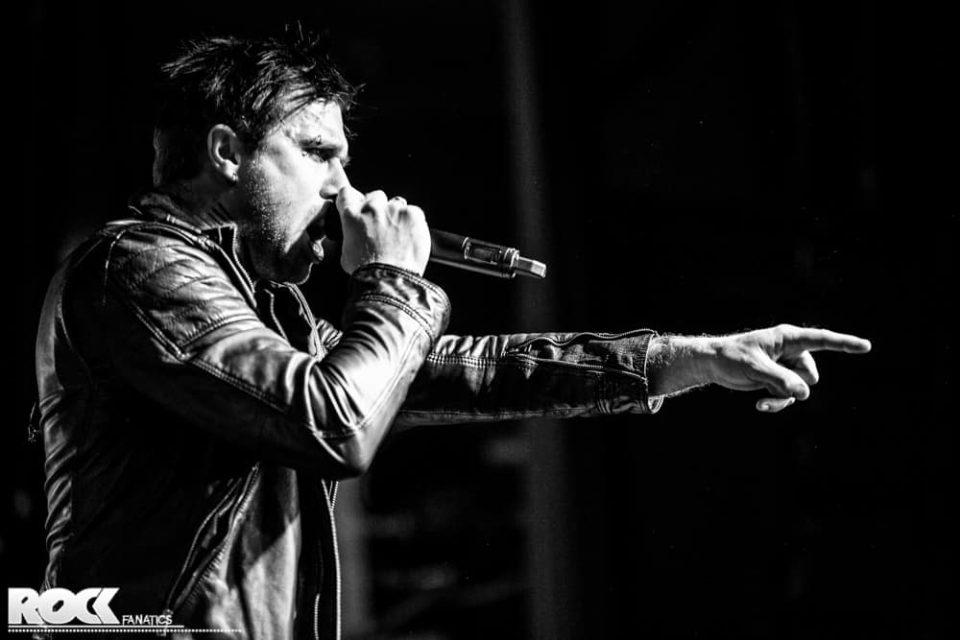Three Days Grace - 17.01.2016 - Live Music Hall, Köln