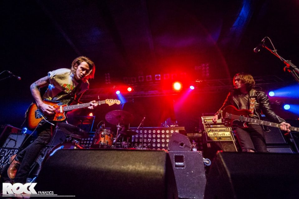 Beach Weather - Support Sleeping With Sirens - 27.02.2016 - Live Music Hall, Köln