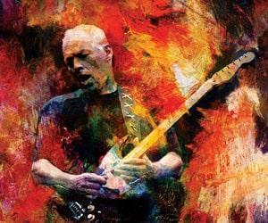 David Gilmour: Zwei Deutschland-Termine 2016