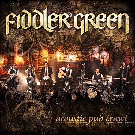 Fiddler's Green - Acoustic Pub Crawl 2016