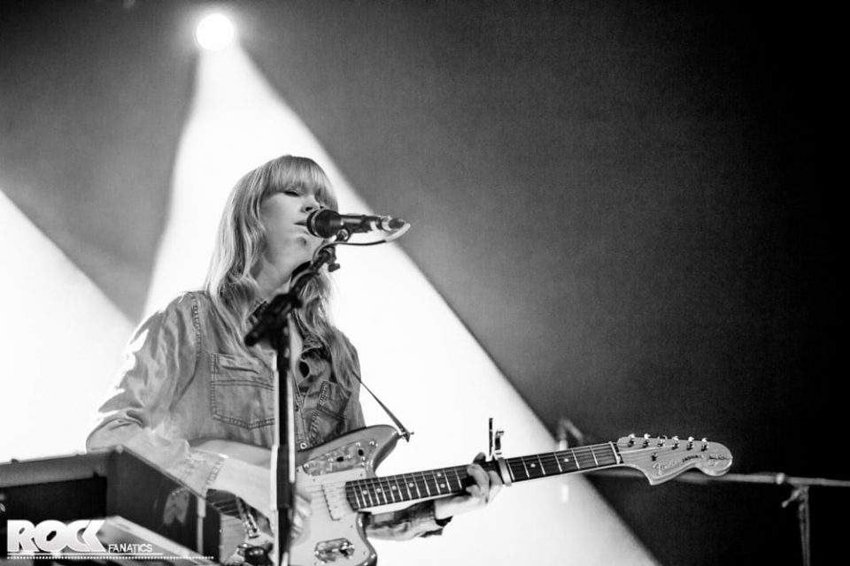 Lucy Rose - Support City and Colour - 13.02.2016 - Palladium, Köln