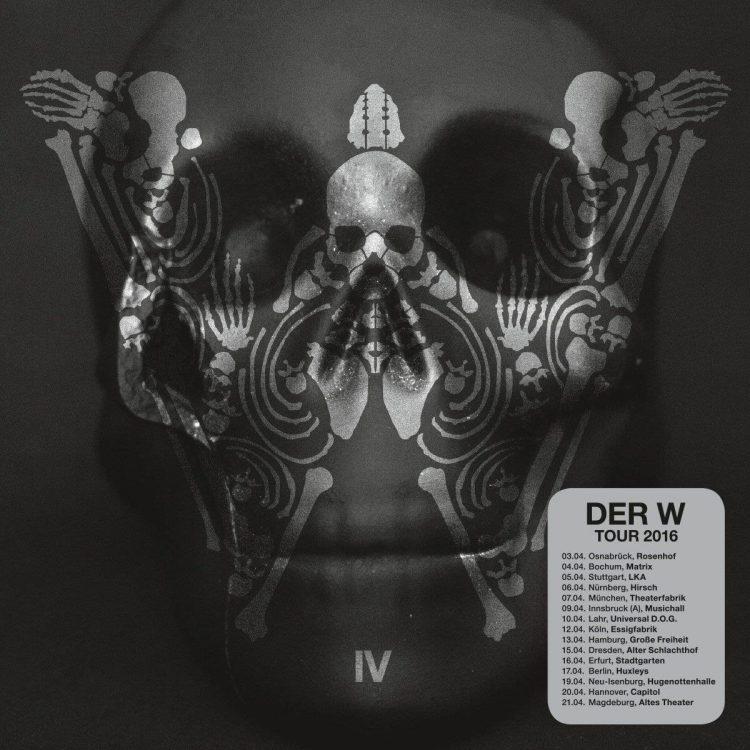 CD Review: Der W - IV
