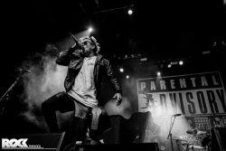 Attila live als Support von Hollywood Undead im Palladium Köln. Foto: Steffie Wunderl