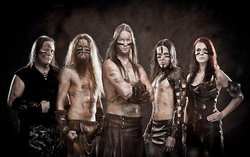 Ensiferum  – 20.04.2016 - Live Music Hall, Köln