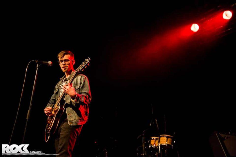 Jeff Butcher - Support David Duchovny - 10.05.2016 - Live Music Hall, Köln