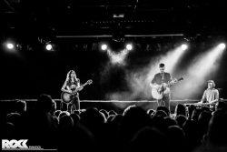 Kate Voegele & Tyler Hilton live in der Kantine Köln. Foto: Steffie Wunderl