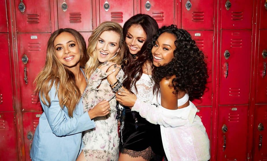 Little Mix geben exklusives Deutschlandkonzert in Köln