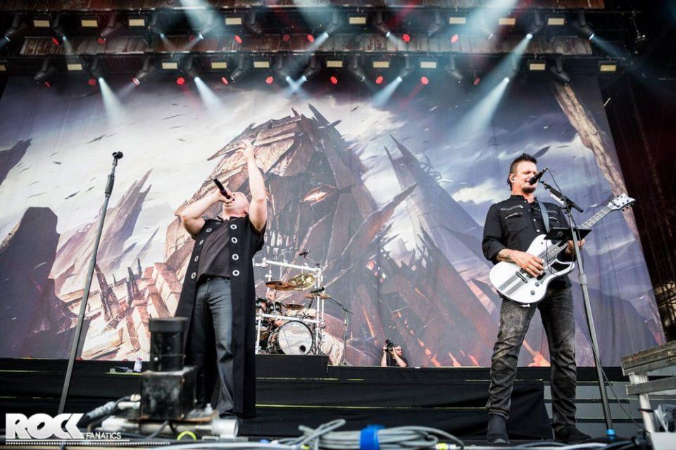 Rock am Ring 2016 - Disturbed - 03.06.2016