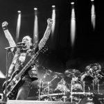 Volbeat live auf der Seat Volcano Stage bei Rock am Ring 2016. Foto: Steffie Wunderl