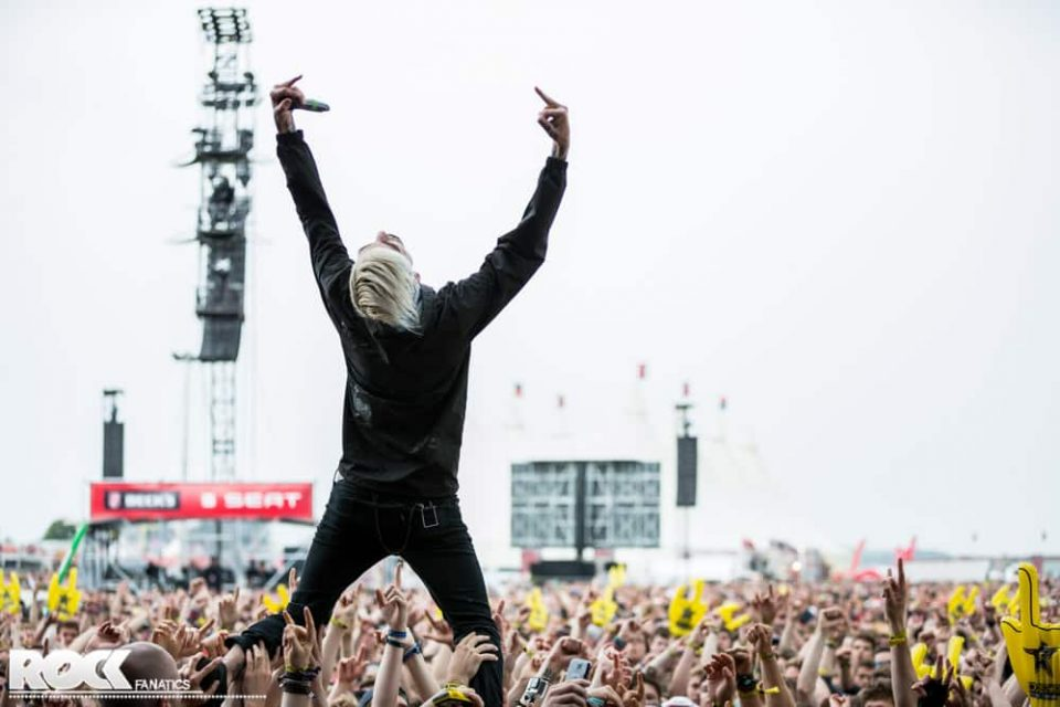 Rock am Ring 2016 - We Came As Romans - 03.06.2016