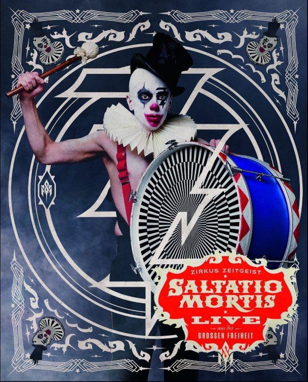 DVD Review: Zirkus Zeitgeist – Saltatio Mortis live aus der Großen Freiheit