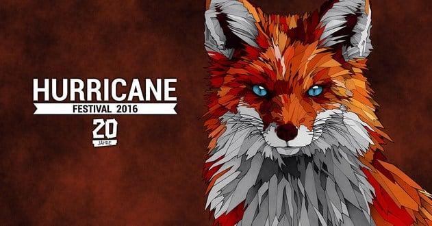 Hurricane Festival 2016 - Der Timetable steht!