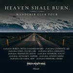 Heaven Shall Burn - Wanderer Club Tour