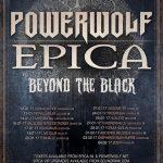 Powerwolf und Epica - Co-Headline Europa Tour