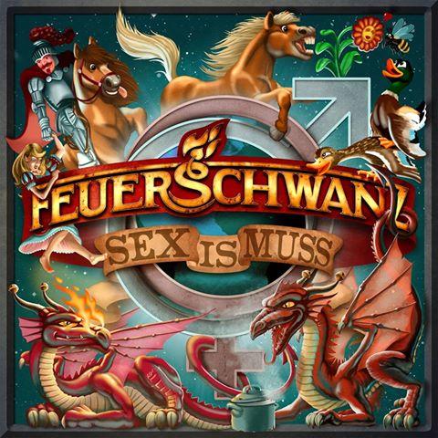 CD Review: Feuerschwanz - Sex Is Muss