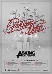 Parkway Drive Tour 2017
