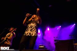 Inglorious live als Support von Steel Panther im Palladium Köln. Foto: Steffie Wunderl