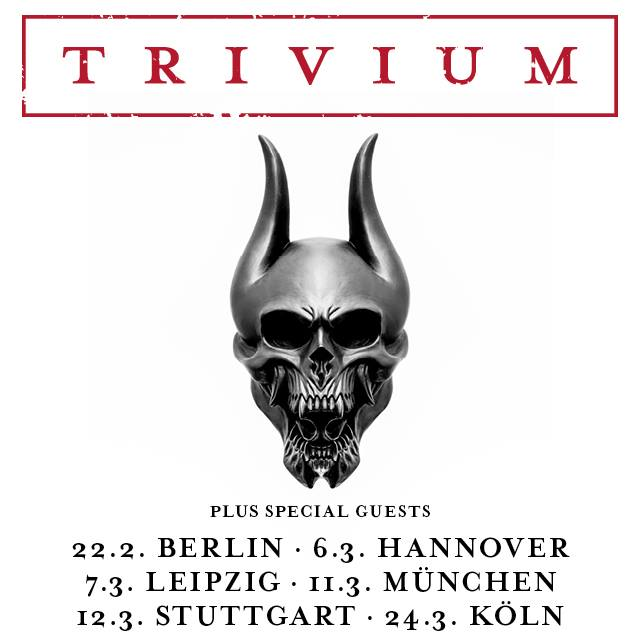 Trivium - Silence In The Snow World Tour