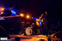 Creeper live als Support von Pierce The Veil in der Live Music Hall Köln <a class=