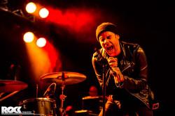 letlive. live als Support von Pierce The Veil in der Live Music Hall Köln. Foto: Steffie Wunderl