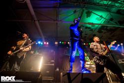 Zebrahead live gemeinsam mit Skindred in der Essigfabrik Köln. Foto: Steffie Wunderl