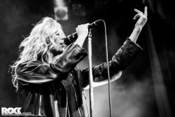 The Pretty Reckless im Rahmen ihrer ersten Headliner Tournee im Gloria Theater Köln. Foto: Steffie Wunderl