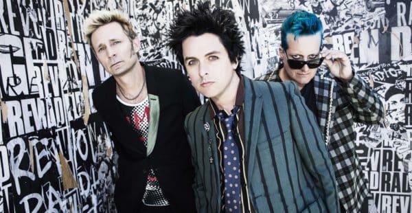 Green Day (Credit: Frank Maddocks)