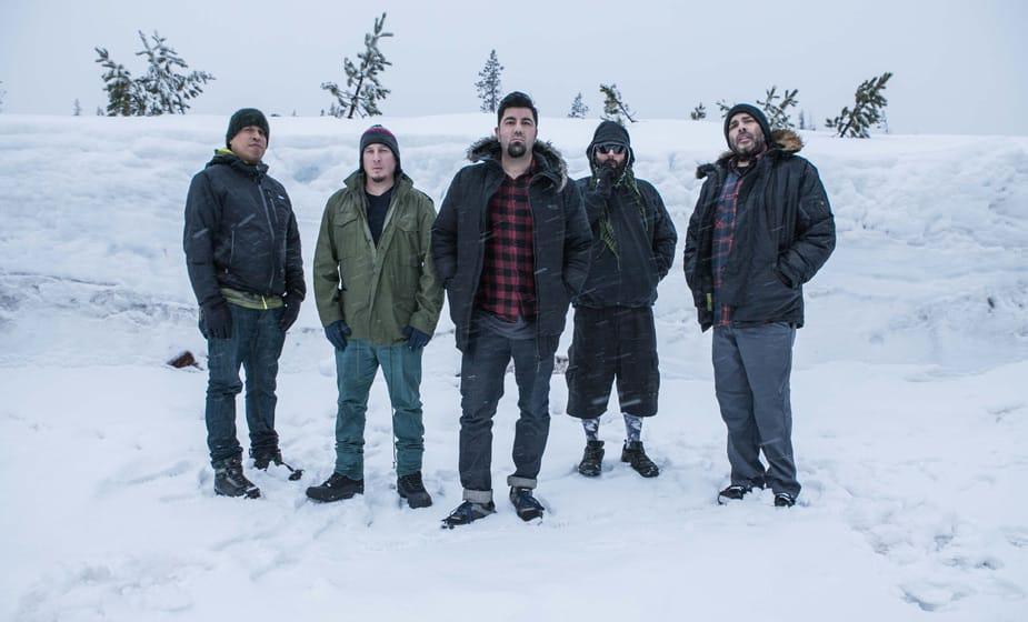 Deftones Gore-Tour 2017