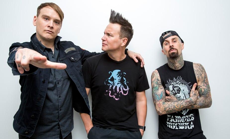 Blink 182 – California-Tour 2017