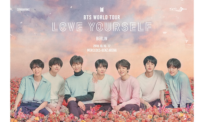 BTS – Love yourself