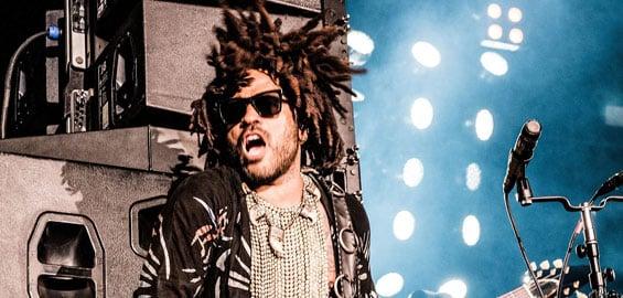 Lenny Kravitz – Raise Vibration-Tour 2018