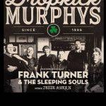 Dropkick Murphys Tour 2020