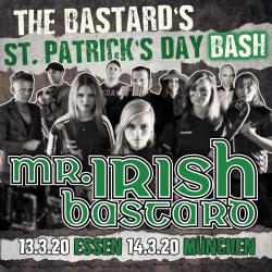 Mr Irish Bastard - St Patricksday 2020