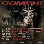Oomph Tourflyer 2020