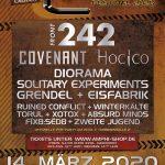 E-Tropolis Festival 2020 - Ankündigung
