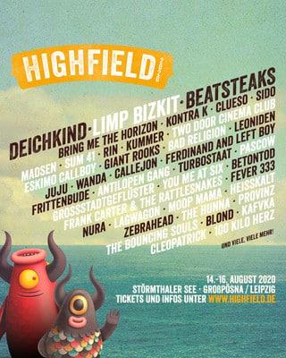 Highfield 2020 Bandwelle 2