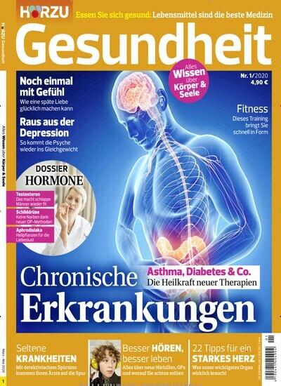 © Funke – Hörzu Gesundheit Nr. 1/2020