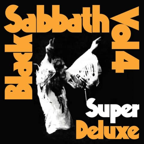 © Black Sabbath - Vol. 4