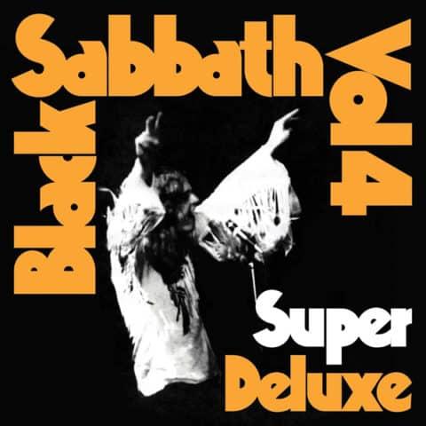 © Black Sabbath - Vol. 4