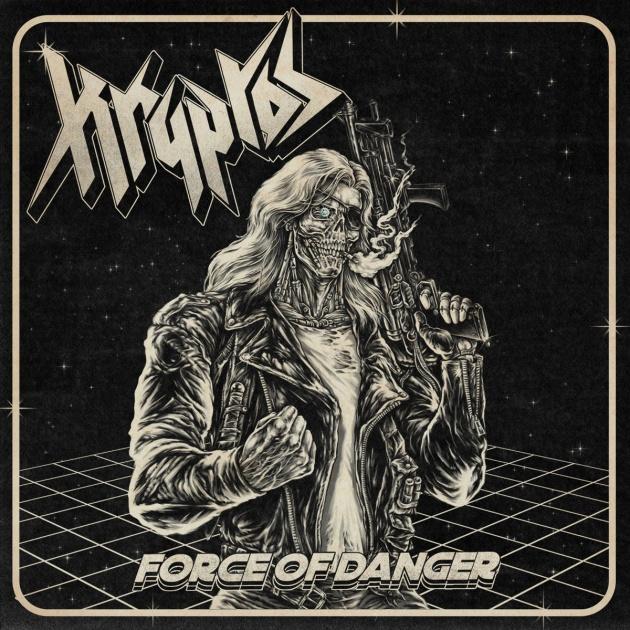Kryptos - Force of Danger (© AFM Records)