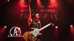 Apocalyptica veröffentlichen Talk To Me featuring Lzzy Hale