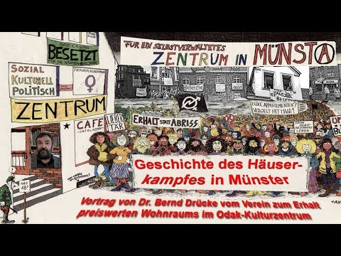 """Bernd Drücke im Interview - """"Dem Staat Freiheiten abtrotzen"""""""