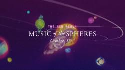 "Coldplay kündigen ihr neues Album ""Music Of The Spheres"" an"