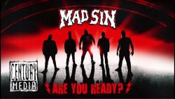 Mad Sin veröffentlichen Totgesagte leben länger vom Album Unbreakable